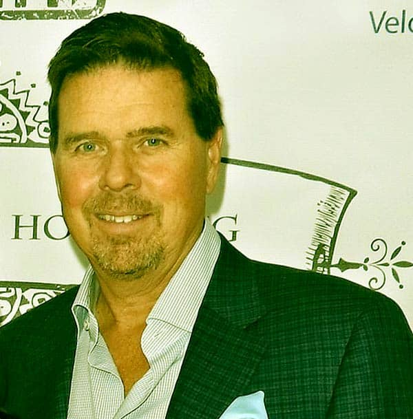 Image of TV Personality, Marty Caffrey net worth is $1 million