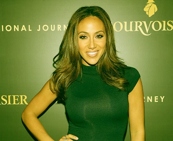 Image of Melissa Gorga from the TV reality show, The Real Housewives of New Jersey