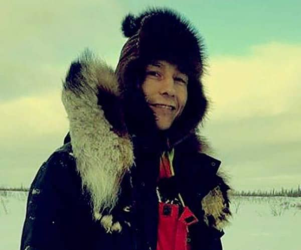 Image of Life Below Zero cast Ricko DeWilde net worth is $150,000