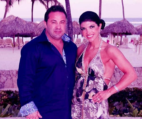 Image of Teresa Giudice with her husband Joe Giudice