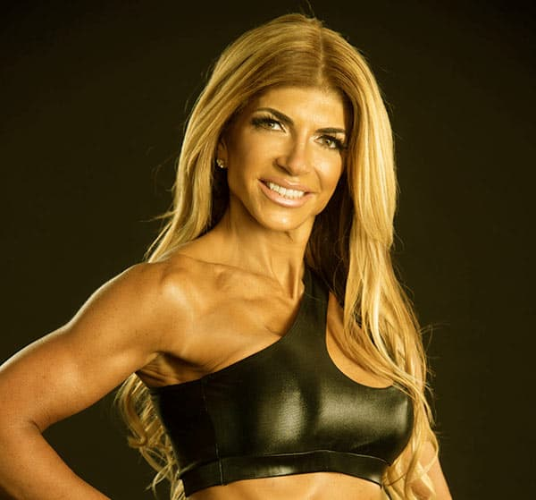 Image of Teresa Giudice from the TV show, The Real Housewives of New Jersey