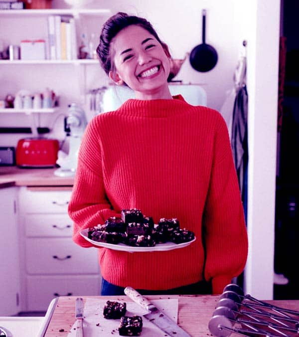 Image of American chef, Molly Yeh