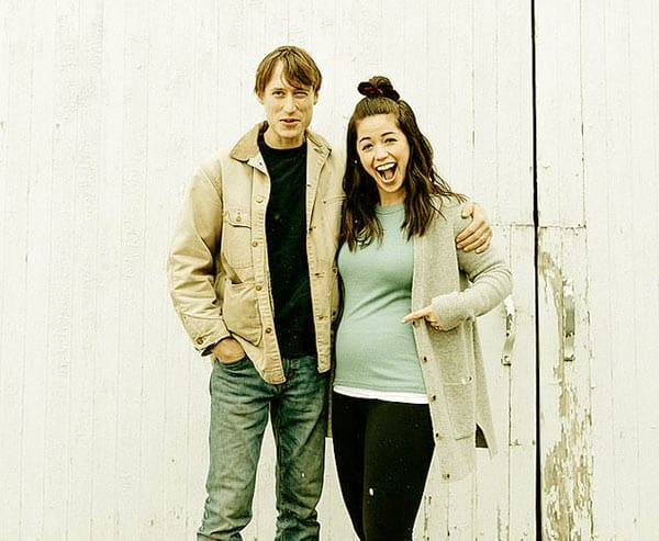 Image of Molly Yeh and her husband Nick Hagen
