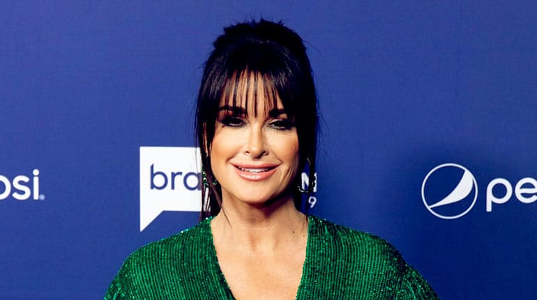 Image of Kyle Richards Net Worth, Age, Husband, Children, RHOB Cast