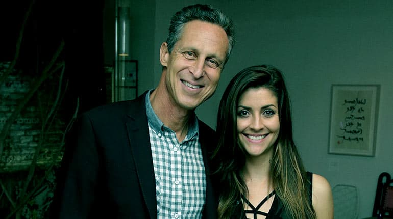 Image of Mark Hyman Wife Mia Lux Age, Wiki, Biography