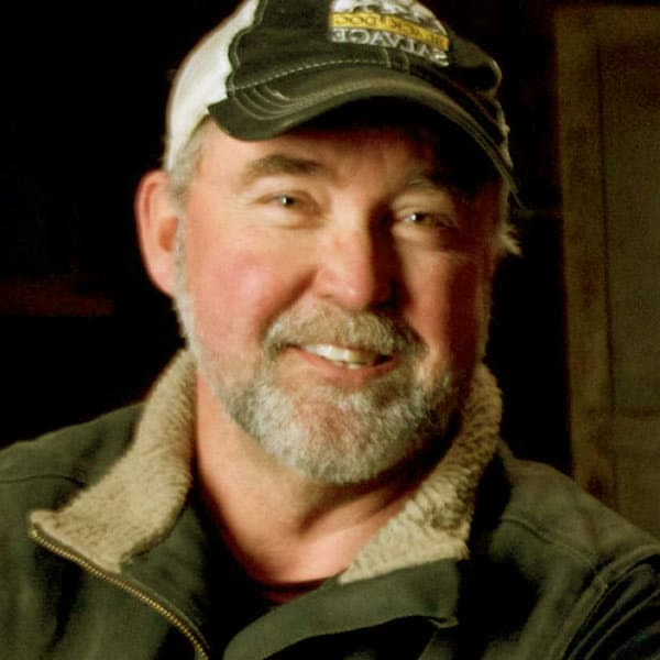 Image of Mike Whiteside from the TV show, Salvage Dawgs