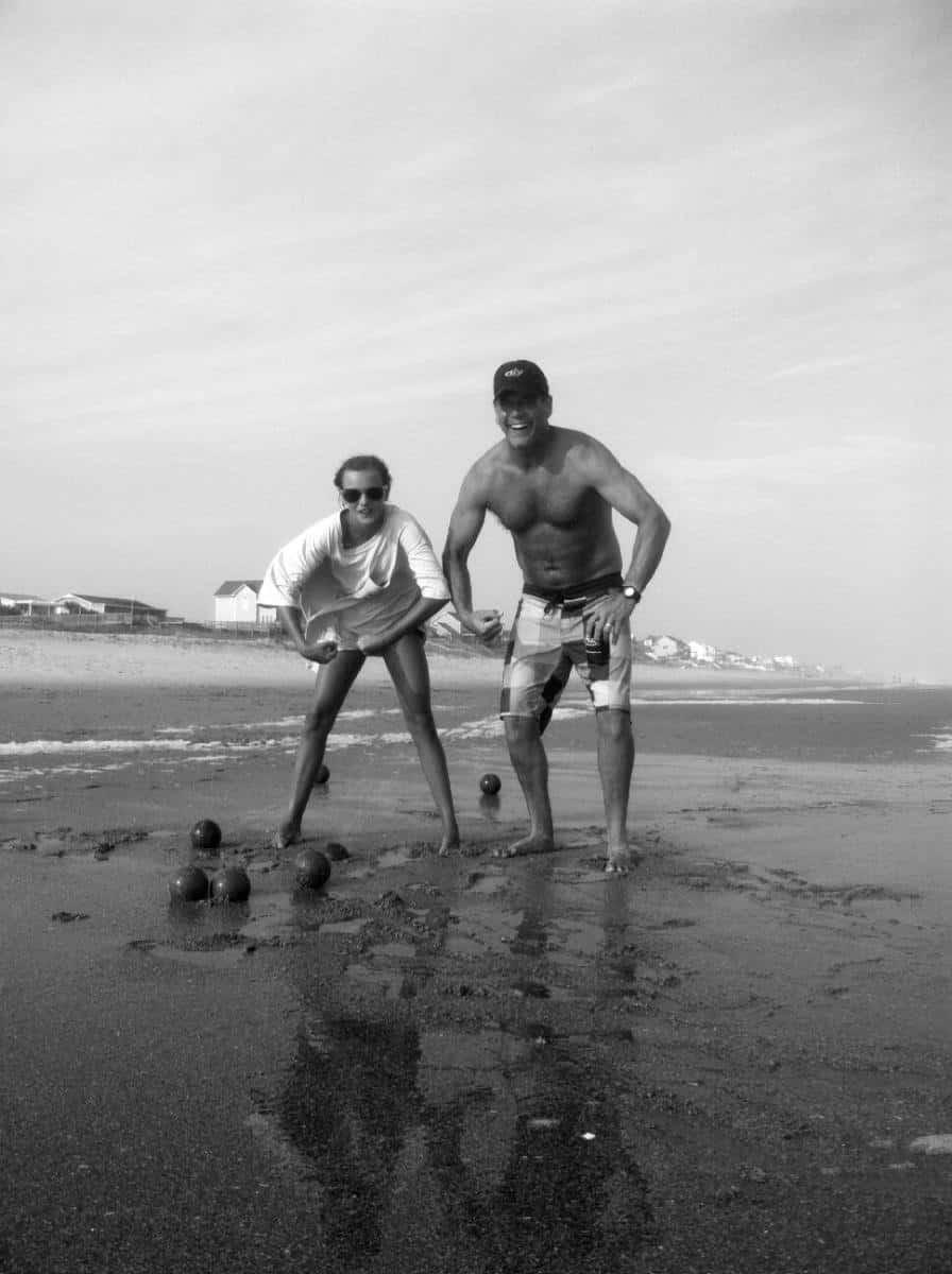 Image of Black Salvage Dawgs Robert Kulp and wife Patti