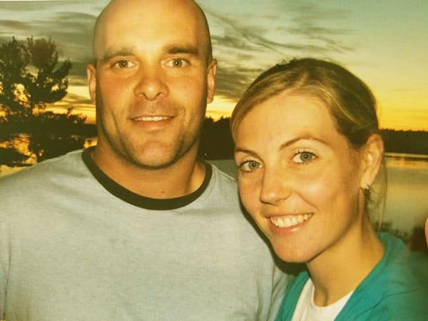 Image of Bryan Baeumler and his wife Sarah Baeumler