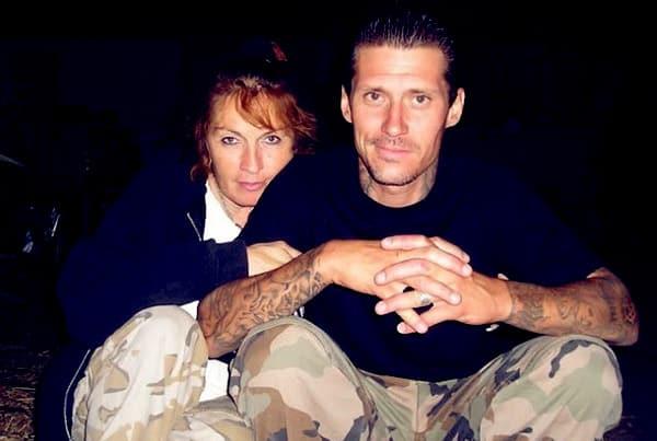 Image of Tia Torres with her husband Aren Marcus Jackson