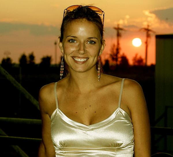 Image of American TV personality, Amber Brkich