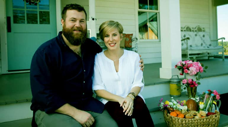 Image of Ben and Erin Napier Wikipedia Biography including Net Worth, Married Life, and Family