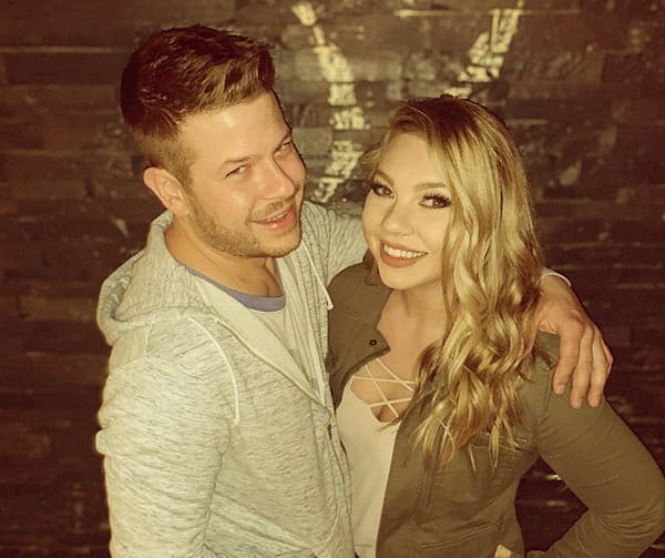 Image of Cory Miller is currently dating with her girlfreind Shelby Lynn Wade