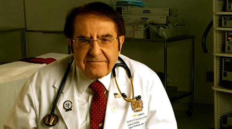 Image of How Old Is Dr. Nowzaradan. Know His Age And Biography