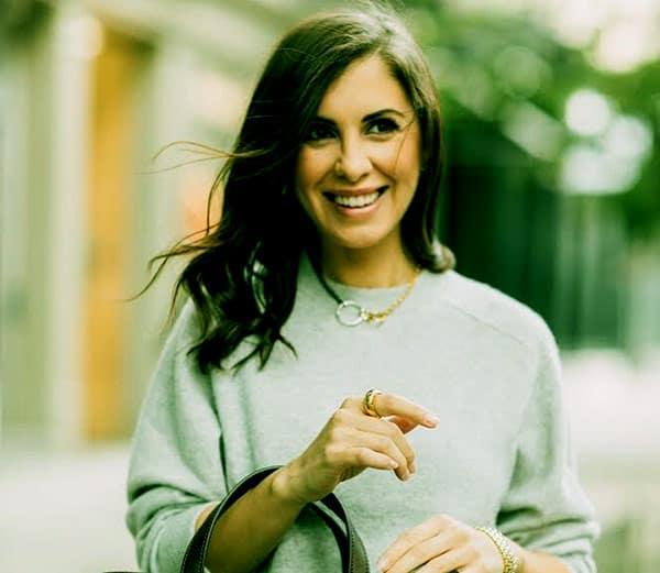 Image of American lawyer, Emilia Bechrakis