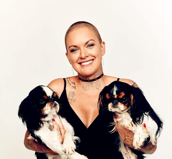 Image of Caption: TV Personality, Amanda Giese