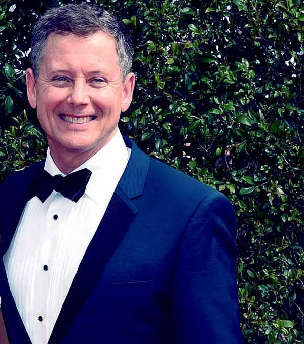 Image of Caption: Chief Finance Officer, Dan Greiner