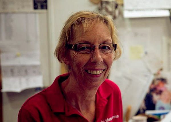 Image of Dr. Pol staff Diane Pol