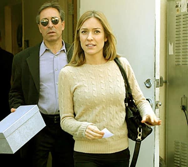 Image of Caption: Krisitn Cavallari with her father David Cavallari