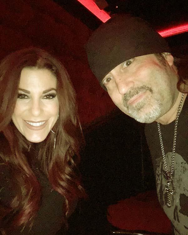 Image of Caption: Korie Koker with her husband Danny Koker