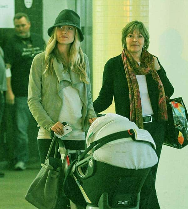 Image of Caption: Kristin Cavallari with her mother Judith Spies Eifrig