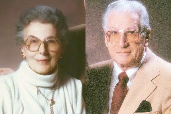 Image of Caption: Rick Lagina parents Ann Lagina-Cavalieri (Mother) and George Jacob Lagina (Father)