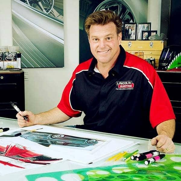 Image of Project Designer, Chip Foose