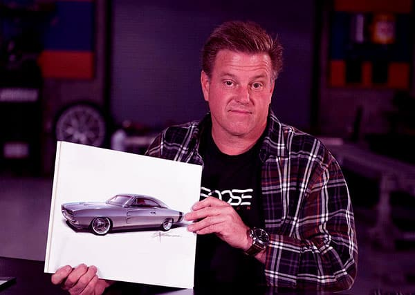 Image of Automotive illustrator, Chip Foose net worth