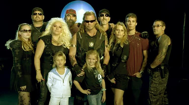 Image of Meet All Duane Chapman Children.