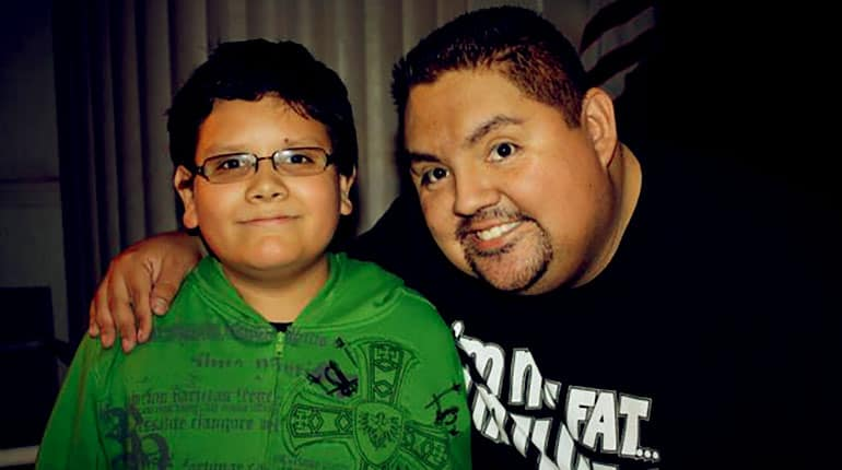 Image of Gabriel Iglesias son Frankie Iglesias 2020 Age, Facts and Death Rumor.
