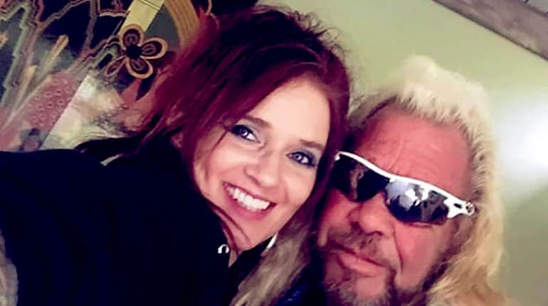 Image of Moon Angell Wikipedia, Age and Facts about Duane Chapman's girlfriend.