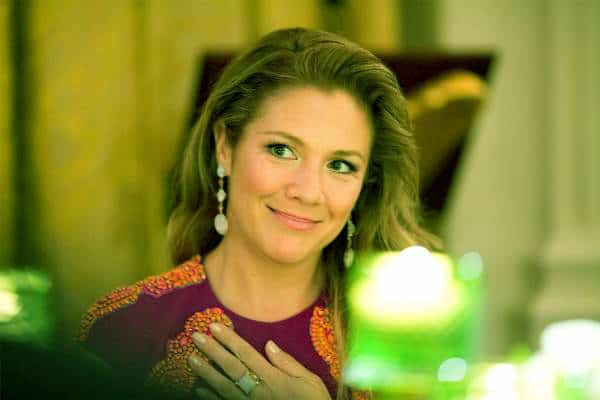 Image of Caption: Justin Trudeau's wife Sophie Grégoire Trudeau tested positive for Corona Virus.