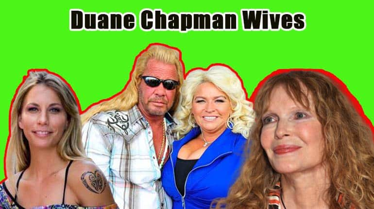 Image of Duane Chapman 5 Wives and his Married Life.