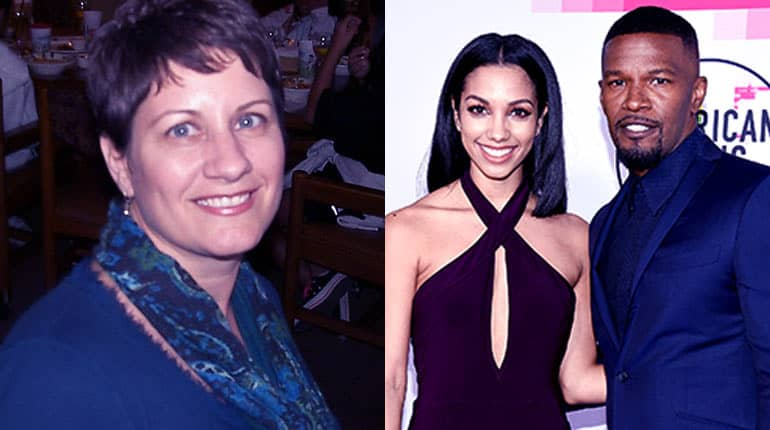 Image of Connie Kline (Corinne Foxx mother) Biography and facts about Jamie Foxx Daughter's Mother.