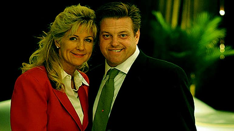 Image of Chip Foose Net Worth, House, and Cars. Meet his wife, Lynne Foose.