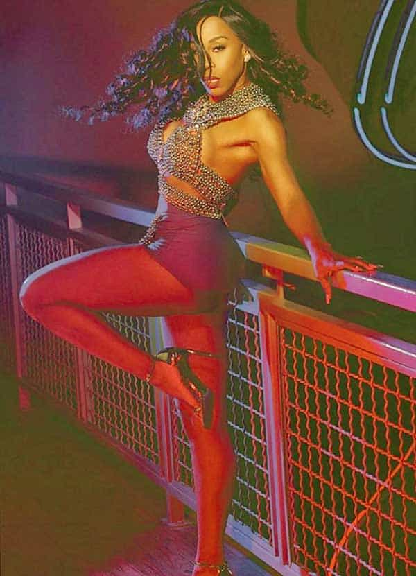 Image of Caption: Dancer, Dianna Williams
