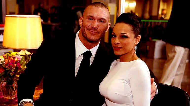 Image of Kim Marie Kessler Age: 7 Facts you should know about Randy Orton's wife