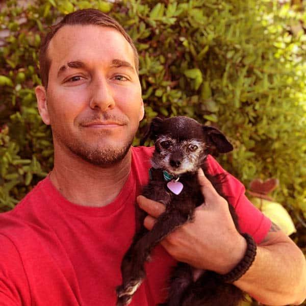 Image of Animal trainer, Brandon McMillan