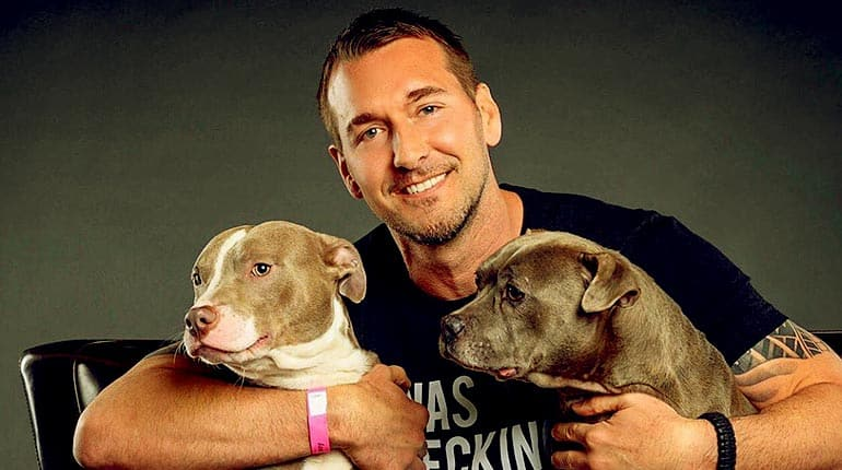 Image of Is Lucky Dog star Brandon McMillan Married to a wife. His Net Worth