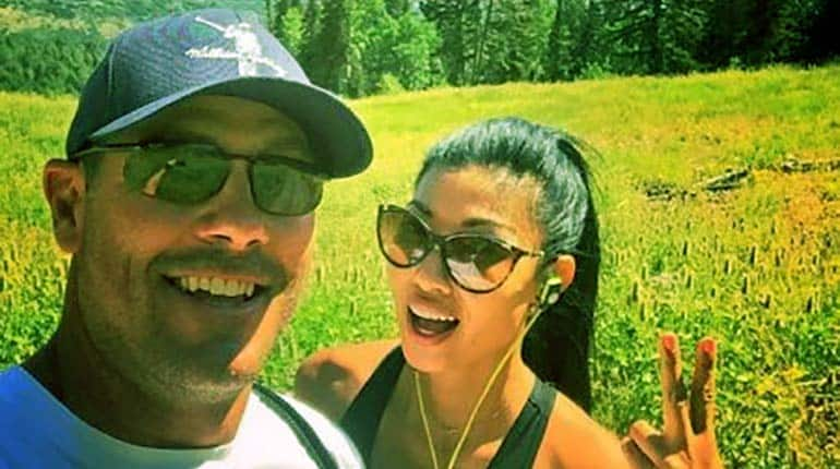 Image of Chris Jacobs is engaged to his wife-to-be, fiancée Ivy Teves. His net worth, wiki