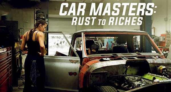 Image of Constance Nunes from the TV show, Car Masters: Rust to Riches