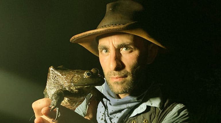 Image of Coyote Peterson Biography