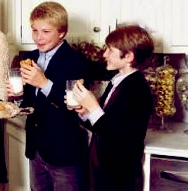 Image of Daniel John Gregory kids