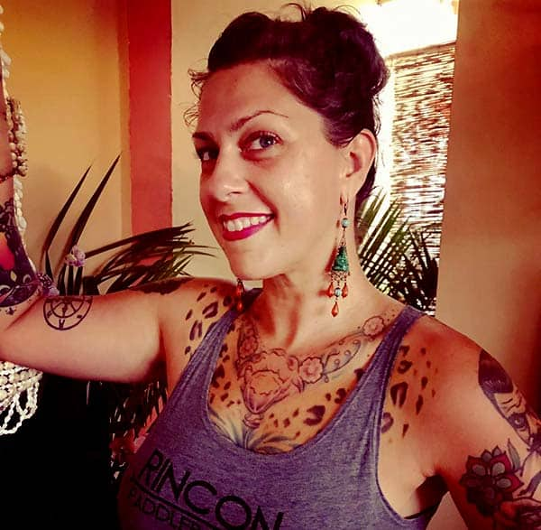 Image of Danielle Colby from the TV show, American pickers