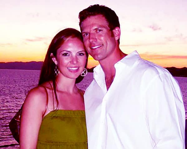 Image of Dr. Travis Stork with his ex-wife Dr.Charlotte Brown