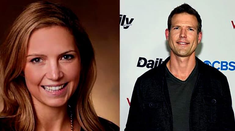 Image of Is Dr. Travis Stork Married to new wife after divorce from Dr. Charlotte Brown.