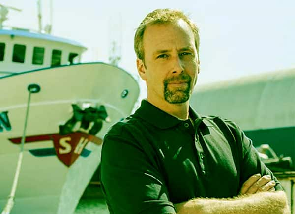 Image of Edgar Hansen from the TV show, Deadliest Catch