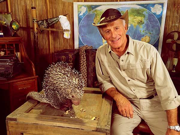 Image of Conservationist, Jack Hanna net worth