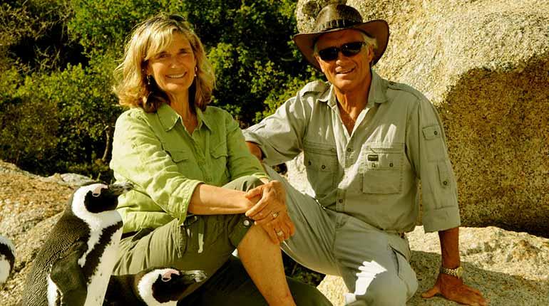 Meet Jack Hanna's wife Suzi Elgi, daughters, his net worth ...