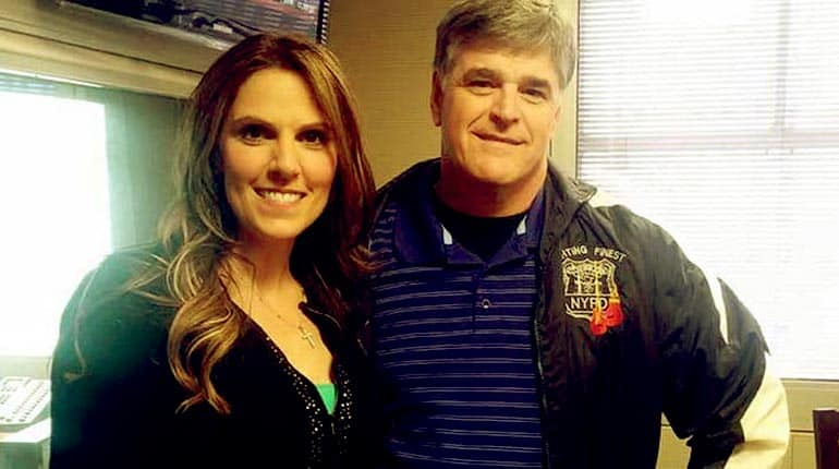 Image of Jill Rhodes Net Worth, Age, Wiki-Bio, and Facts of Sean Hannity's Wife.
