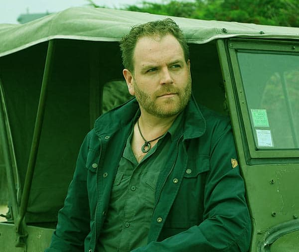Image of TV producer, Josh Gates